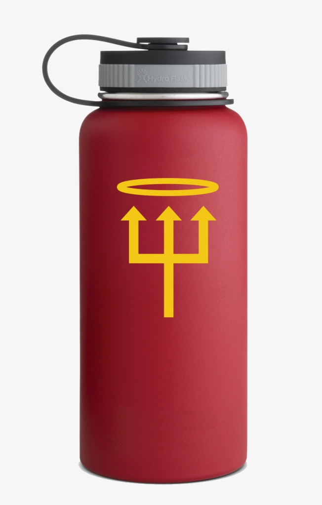 hydro flask red copy